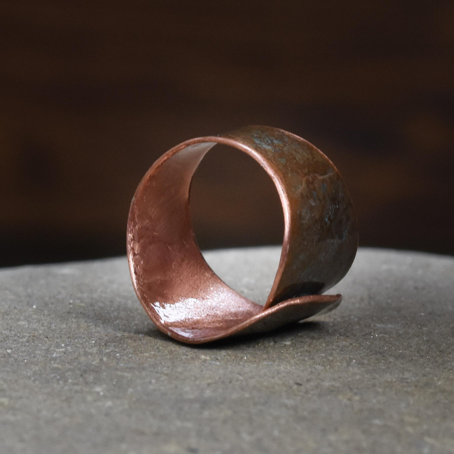 antyarergiczny pierścionek