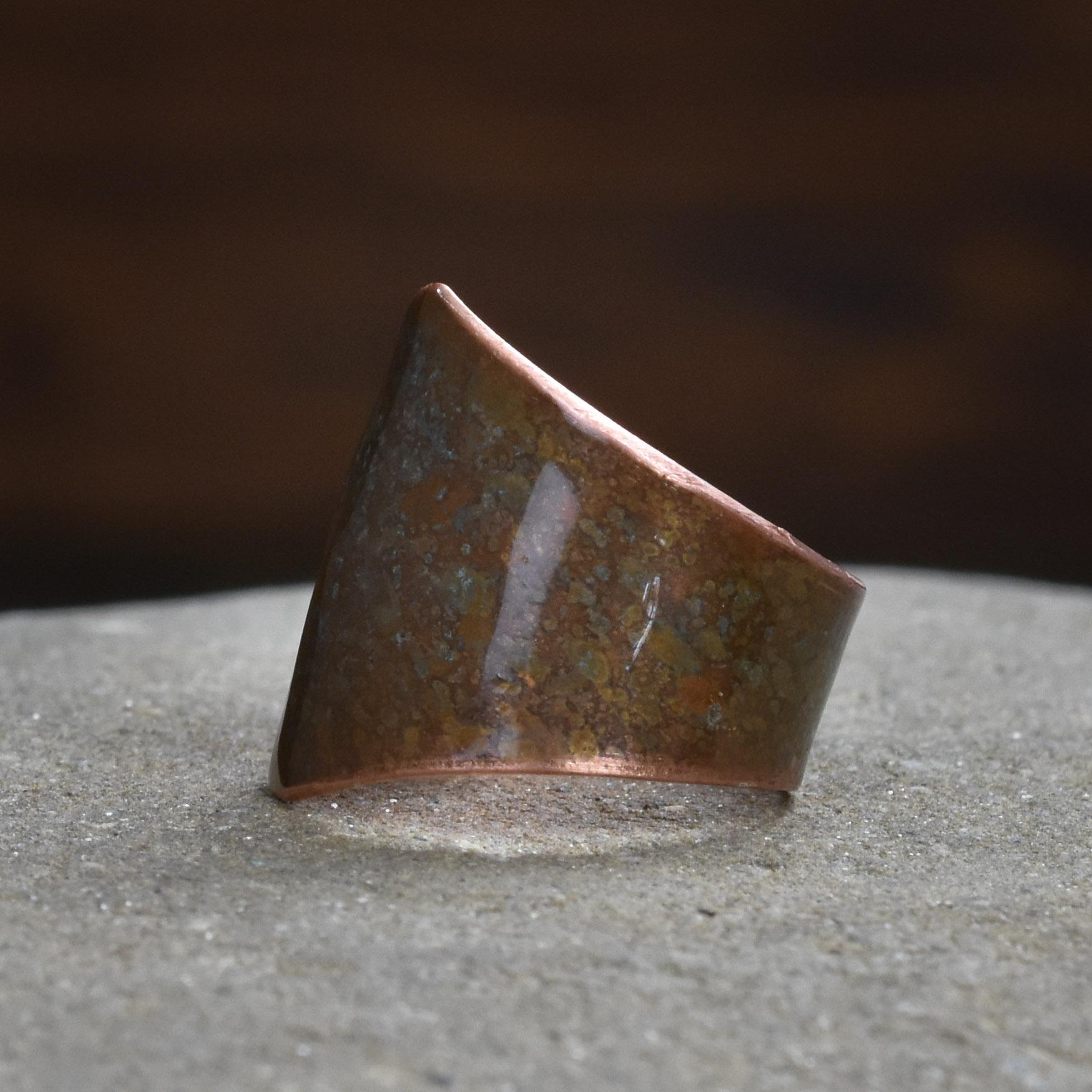 antyalergiczny pierścionek